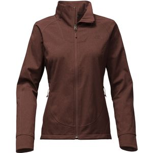 Apex Byder Softshell Jacket - Women's Sequoia Red Heather, L - Excelle