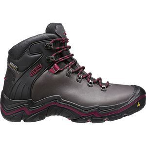 Liberty Ridge Hiking Boot - Women's Gargoyle/Beet Red, 9.5 - Excellent