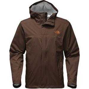 Venture 2 Hooded Jacket - Men's Brunette Brown/Brunette Brown/Autumnal
