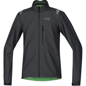 Element WindStopper Active Shell Zip-Off Jacket - Men's Black, XL - Go