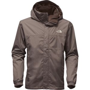 Resolve 2 Hooded Jacket - Men's Falcon Brown/Coffee Bean Brown, L - Go