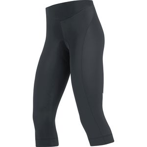 Element Lady Tights 3/4 Plus - Women's Black, M - Excellent