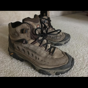 Men's Merrell Hiking Boots Very Good Condition