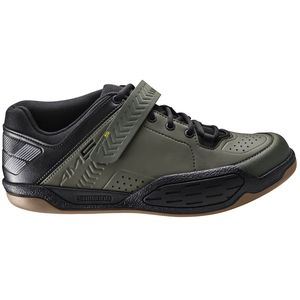 SH-AM5 Cycling Shoe - Men's Army Green, 46.0 - Excellent