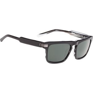 Funston Happy Lens Sunglasses Black/Horn - Happy Gray Green, One Size