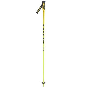 Punisher Ski Poles Yellow, 110cm - Excellent