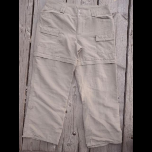 Women's The North Face Convertible Hiking Pants - Size 8