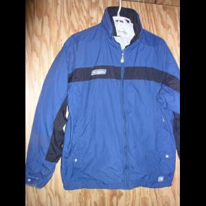 Columbia Waterproof/breathable Rain Jacket Size Large