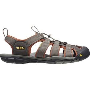 Clearwater CNX Sandal - Men's Raven/Tortoise Shell, 14.0 - Excellent