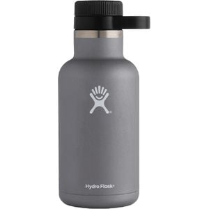 Beer Growler - 64oz Graphite, One Size - Excellent