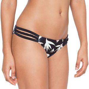 Capitola Reversible Bikini Bottom - Women's Ebon, M - Excellent