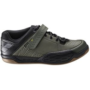 SH-AM500 Cycling Shoe - Men's Army Green, 41.0 - Excellent