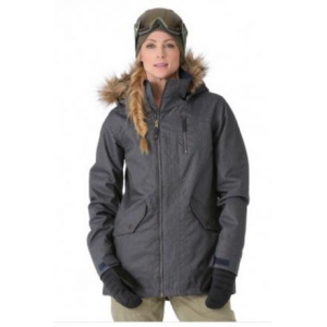 burton women's l ski/snowboard jacket- Save 8.% Off - Burton women's L ski/snowboard jacket