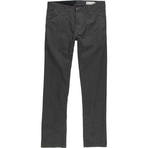 Frickin Modern Stretch Chino Pant - Men's Charcoal Heather, 36 - Excel