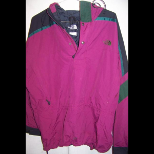 Vintage The North Face Pullover Anorak Jacket, Men's XLarge