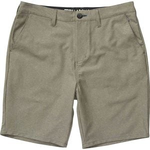 Crossfire X Bio Short - Men's Pewter, 34 - Excellent