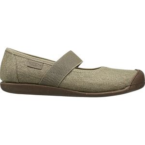 Sienna MJ Canvas Shoe - Women's Brindle, 11.0 - Good
