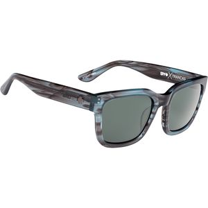 Trancas Happy Lens Sunglasses Gray Smoke - Happy Gray Green, One Size