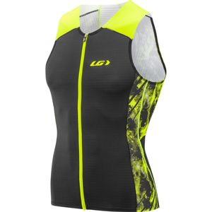 Pro Carbon Jersey - Men's Black/Yellow, M - Excellent