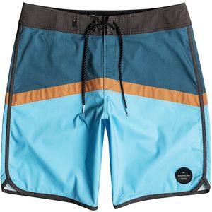 Crypto Scallop 20 Boardshort - Men's Indian Teal, 36 - Excellent