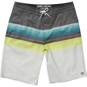 Spinner LT 21 Board Short - Men's Lime, 36 - Excellent