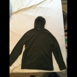 EMS Men's Fleece Hoody, Size M