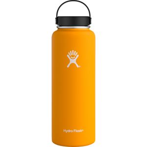 40oz Wide Mouth Water Bottle Mango, One Size - Good