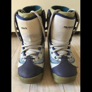 Burton Womens Moto Snowboard Boots US Size 8 Strap-In