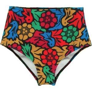 Samara Bikini Bottom - Women's Baja (C-Skin), M - Like New