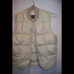 Vintage Eddie Bauer Down Vest, Men's Small