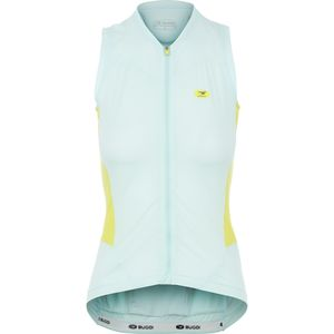 Evolution Jersey - Sleeveless - Women's Ice Blue, L - Excellent