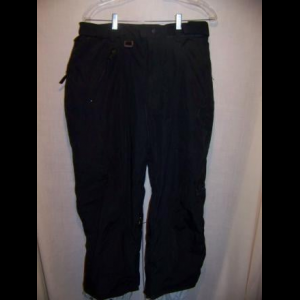 WOW Wasatch Outerwear Ski Pants, Youth Large