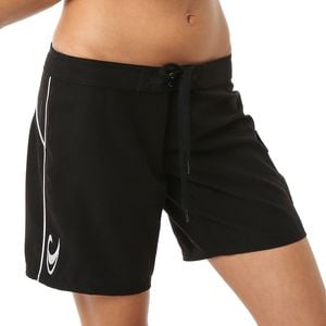 Atlantic 7in Board Short - Women's Black, 11 - Excellent