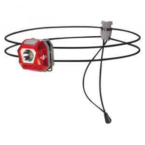 BEAL L24 TRANSPARENT RED - HEADLAMP
