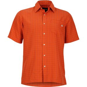 Eldridge Shirt - Men's True Orange Haze, XL - Excellent
