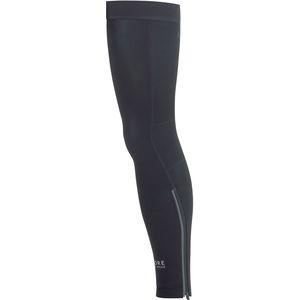 Universal Gore Windstopper Leg Warmers Black, XL - Like New