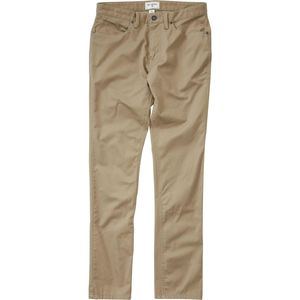 Carter Stretch Chino Pant - Men's Light Khaki, 32 - Good
