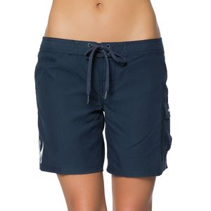 Atlantic 7in Board Short - Women's Slate, 1 - Excellent