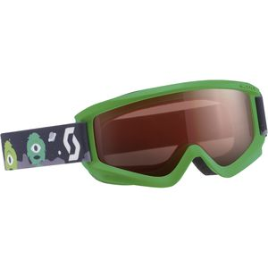 Jr Agent Goggle - Kids' Green-Amplifier, One Size - Good