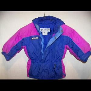 Columbia Winter Ski Insulated Jacket, Kids 3T