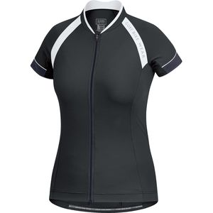 Power 3.0 Jersey - Short-Sleeve - Women's Black/White, XS - Excellent