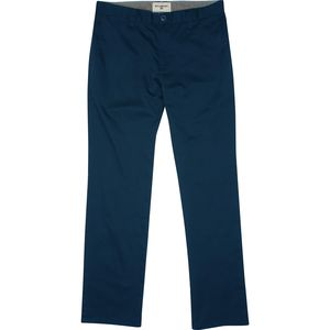 Carter Chino Straight Fit Pant - Boys' Navy, 22 - Like New