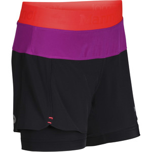 Pulse Short - Girls' Black/Bright Pink, XS - Like New