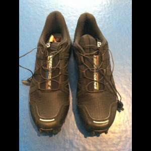 women size 9.5 salomon speedcross 4 trail running shoes- Save 11% Off - Women Size 9.5 Salomon Speedcross 4 Trail Running Shoes