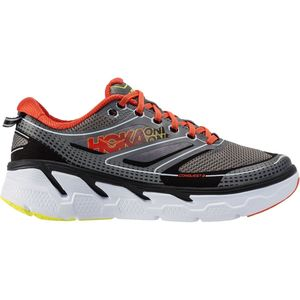 conquest 3 running shoe - men's grey/orange flash, 13.0 - excellent- Save 13% Off - Conquest 3 Running Shoe - Men's Grey/Orange Flash, 13.0 - Excellent