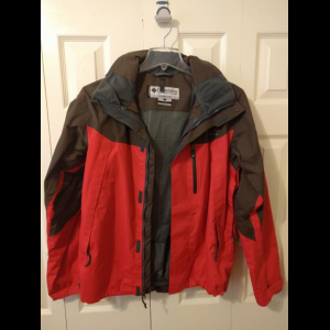 men's columbia ski jacket (outer shell only)-medium- Save 20% Off - Men's Columbia Ski Jacket (Outer Shell only)-Medium