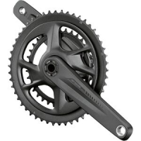 Omega Modular MegaExo Crankset Black, 172.5mm, 32/48T - Good