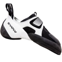 Zenist Climbing Shoe Black/White, 9.0 - Good