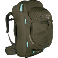 Fairview 70L Backpack - Women's Misty Grey, S/M - Good