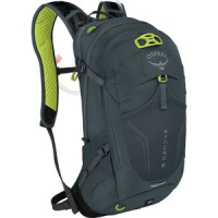 Syncro 12L Backpack Wolf Grey, One Size - Fair